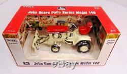 John Deere Patio Series Precision 140 Lawn & Garden Tractors Set Of 4 Nib