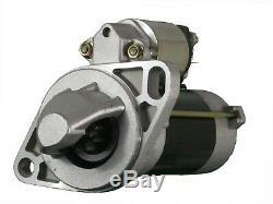 John Deere & Pro Gator UTV/Mower/ Tractor/ Yanmar Industrial NEW STARTER MOTOR