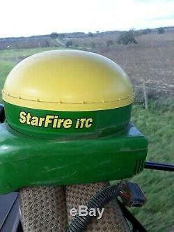 John Deere Starfire ITC tractor GPS