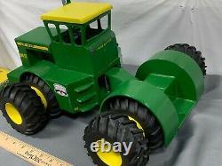 John Deere Wagner WA-17 116 Tractor TRUMM Rantoul IL Show Tractor NIB RARE