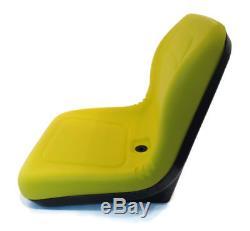 John Deere Yellow Tractor Seat 4200 4300 4400 4500 4600 4700 4610 LVA10029 #AZAI