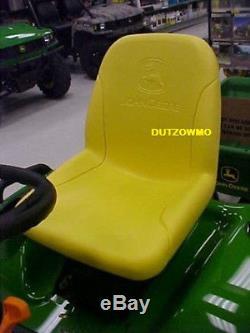 John Deere seat X729, X740, X744, X748, X749 tractors