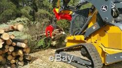 Log Grapple for Skid Steer/ Tractor-FREE SHIPPING
