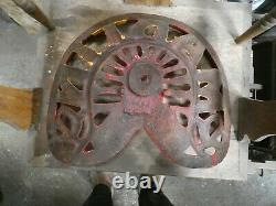 Martin Vintage Cast Iron Tractor Implement Seat Collectibles