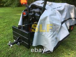 Medium Outdoor Compact Tractor Cover USA Made Kubota L New Holland Massey Ford