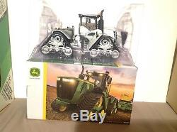 NEW 2018 ERTL 1/32 FARM SHOW EDITION SILVER John Deere 9570RX 4WD Tractor NIB