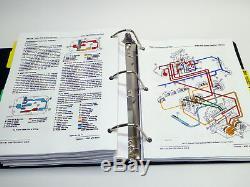 NEW JD John Deere 4040, 4240 Tractor Technical Repair Shop Service Manual Book