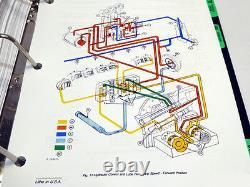 NEW JD John Deere 4430 & 4630 Tractor Technical Repair Shop Service Manual Book