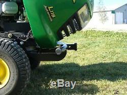 NEW John Deere Front Hitch Bumper Lawn Tractor D100 D110 D120 D125 D130 USA