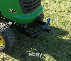 NEW John Deere Front Hitch Bumper Lawn Tractor D140 D150 D155 D160 D170 USA