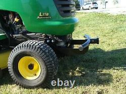 NEW John Deere Front Hitch Bumper Lawn Tractor L111 L118 L120 L130 155C USA
