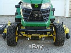 NEW John Deere Front Hitch Bumper Lawn Tractor X500 X520 X530 X534 X540 X570