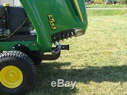 NEW John Deere LT Front Hitch Bumper Lawn Tractor LT133 LT150 LT155 LT160
