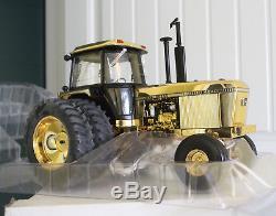 NEW Rare 116 John Deere GOLD 4840 Tractor Expo DEALER EXCLUSIVE Collector ERTL