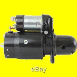 NEW STARTER 3010 3020 4010 4020 JOHN DEERE FARM TRACTOR 1960-1968 w Gas & LPG