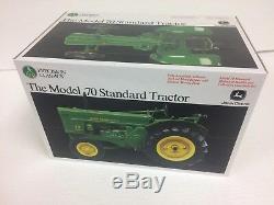NIB John Deere Precision Classic Model 70 Standard Tractor ERTL 116 TBE15366