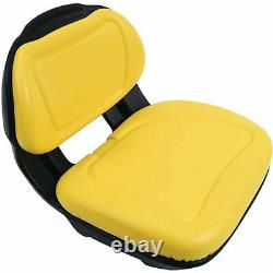 New Complete Tractor Seat 3010-0061 for John Deere X300 Riding Mower AM136044