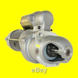 New Starter John Deere Industrial Tractor 2640 301 301a 302 302a 310 310a 310b