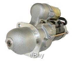 New Starter John Deere Utility Tractor 1020 1520 1530 2020 2030 2040 2240 5200