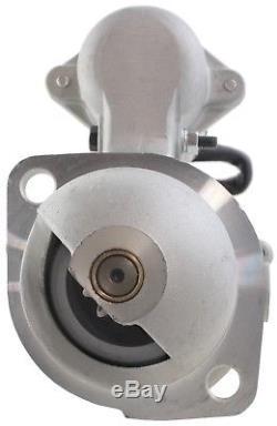 New Starter John Deere Utility Tractor 1020 1520 1530 2020 2030 2040 2240 6570