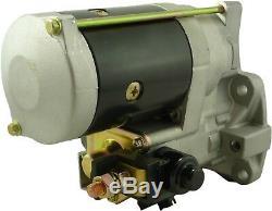 New Starter fits John Deere Tractor 3020 4000 4030 4230 4430 4520 4620 4630