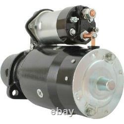 New Starter for John Deere Gas Tractor JD450B 1020 1520 2020 2030 4211WS 323-652