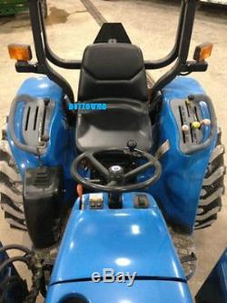 New seat for Ford New Holland TC25D, TC29D, TC33D, TC35D, TC40D, TC45D tractors