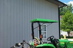 Original Tractor Cab Canopy Fits John Deere Ztrak Mowers