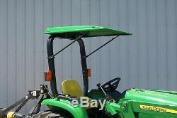 Original Tractor Cab John Deere Compact Utility Tractor Hard Top Canopy