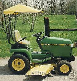 Original Tractor Cab Sunshade Fits John Deere LX100 Series Lawn Tractors