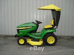 Original Tractor Cab Sunshade Fits John Deere X500 Series Lawn Tractors