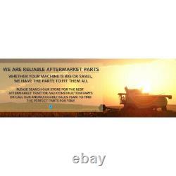 Painted Side Screen Grill Fits John Deere Fits JD 1020 1520 1530 2040 2240 820 8