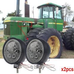 Par36 4411 12V/24V LED Sealed beam for Case ih / john deere / JCB tractors x2pcs