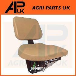 Passenger Seat for John Deere 6010 6110 6210 6310 6410 6510 6610 6810 Tractor
