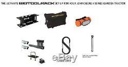 Perfect Carryall Fits John Deere tractor X500 X700 x728 x748 x738 x739 & More