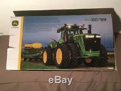 RARE John Deere Company Special Edition Ertl 1/32 100th Anniv 9620R Tractor