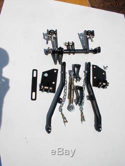 RUEGG MFG 3 point hitch fit 318,322,330,332,420 430 John Deere Tractor