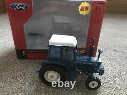 Rare Britain's Ford 7600 2wd Tractor 42795