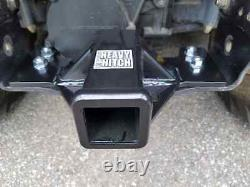 Rear Receiver Hitch for John Deere X Series Lawn Tractors