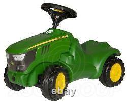 Rolly Toys John Deere 6150R Mini Trac Ride on Push Tractor Green Age 1 1/2 4