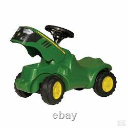Rolly Toys John Deere Childrens Push Tractor Kids Ride On Farm Toy