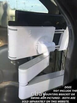 SKID STEER BOBCAT Backup Camera + Monitor 12V 24V SKIDSTEER NO BRACKET OR ARM