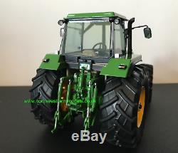 Schuco 132 Scale John Deere 4955 Model Tractor