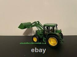Schuco 132 Scale John Deere 6300 With Loader And Bucket