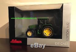 Schuco 132 Scale John Deere 6400 Tractor (sealed)