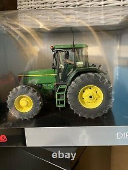 Schuco 132 Scale John Deere 6810 Conversion