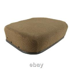 Seat Cushion Mechanical Suspension for Fabric Brown John Deere 7700 9400 4230