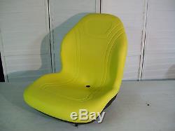Seat For John Deere Gt225,235,235e, 245, Gx255,325,335, Lx255 Jd Garden Tractor #dz