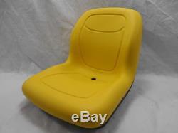 Seat Jd John Deere X300, X300r, X320, X340, X360, X500, X520, X530 Garden Tractors #cj2