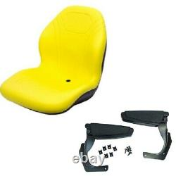 Seat fits John Deere 4210 4310 4410 4510 4610 4710 3320 Compact Tractors